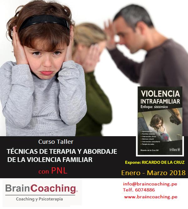 Curso «Técnicas De Terapia Y Abordaje De La Violencia Familiar Con PNL»