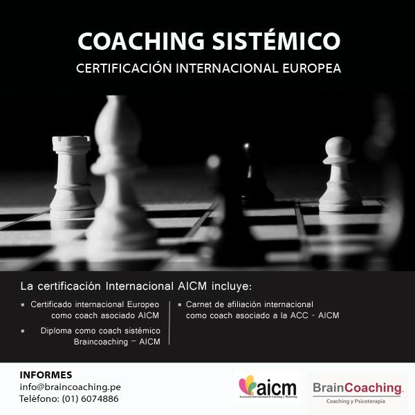 Certificación Internacional Europea En Coaching